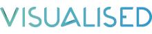 Visualised logo